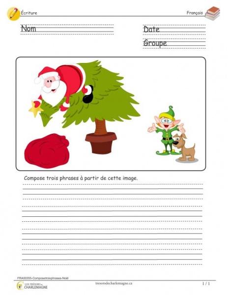 FRA00355- Compose trois phrases- Noël-JPG1