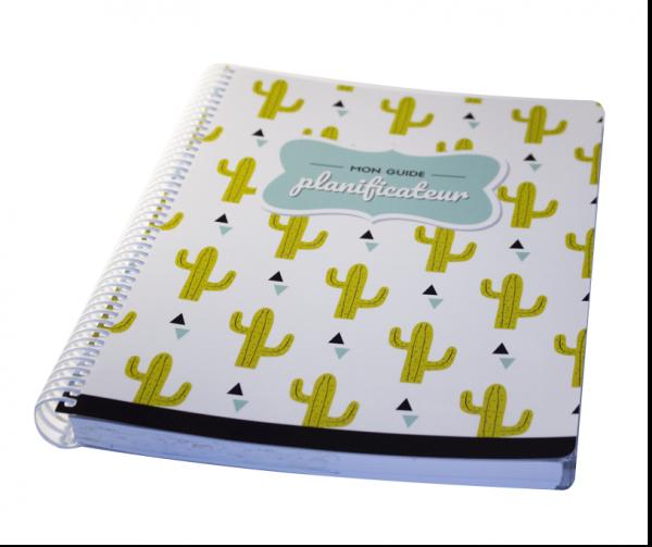 Vie de cactus - Guide planificateur enseignant 2018-2019